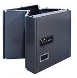 オプナス 送料無料 宅配ボックス 折りたたみ式ユニットボックス マルタスデリバー 追加用本体(天板・ベースなし) SMR200S040