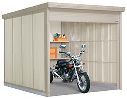タクボ物置 Mr.シャッターマン ダンディ WSB-2229 一般型・標準屋根[収納庫/収納/屋外収納庫/屋外/倉庫/中型/大型]