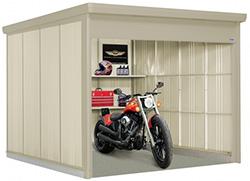 タクボ物置 Mr.シャッターマン ダンディ WSB-2529 一般型・標準屋根[収納庫/収納/屋外収納庫/屋外/倉庫/中型/大型]