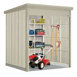 タクボ物置 Mr.シャッターマン ダンディ WS-S2222 多雪型・標準屋根[収納庫/収納/屋外収納庫/屋外/倉庫/中型/大型]