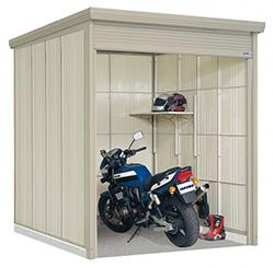 タクボ物置 Mr.シャッターマン ダンディ WS-S2226 多雪型・標準屋根[収納庫/収納/屋外収納庫/屋外/倉庫/中型/大型]
