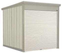 タクボ物置 Mr.シャッターマン ダンディ WS-S2529 多雪型・標準屋根[収納庫/収納/屋外収納庫/屋外/倉庫/中型/大型]