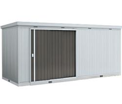 イナバ物置 ネクスタ大型 NXN-160HS 多雪地型 [収納庫/収納/屋外収納庫/屋外/倉庫/NEXTA/大型/中型/激安/価格/小屋/ガーデニング/庭/いなば/いなば物置/稲葉/物置き]