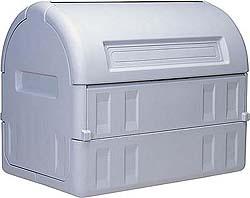 三甲 サンコー ゴミステーション サンクリーンボックス 800 キャスターなし 幅1300×奥行890×高さ1060mm