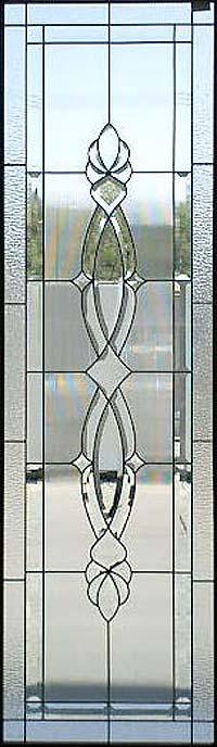 遮音・断熱・防犯性のステンドグラス ピュアグラス Bサイズ SH-B01 [ステンドグラス/ガラス/インテリア/窓/小窓/室内/屋内]