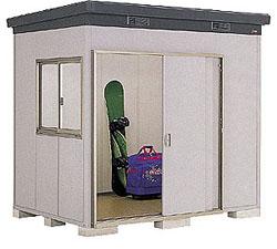 イナバ物置 ナイソー SMK-47S(多雪地型) [収納庫/収納/屋外収納庫/屋外/倉庫/激安/価格/小屋/ガーデニング/庭/いなば/いなば物置/稲葉/ものおき/物置き]