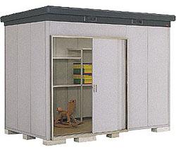 52 イナバ物置 ナイソー SMK-58S(多雪地型) [収納庫/収納/屋外収納庫/屋外/倉庫/激安/価格/小屋/ガーデニング/庭/いなば/いなば物置/稲葉/ものおき/物置き]