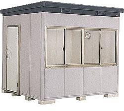 イナバ物置 ナイソー SMK-61HGM(多雪地型) [収納庫/収納/屋外収納庫/屋外/倉庫/激安/価格/小屋/ガーデニング/庭/いなば/いなば物置/稲葉/ものおき/物置き]