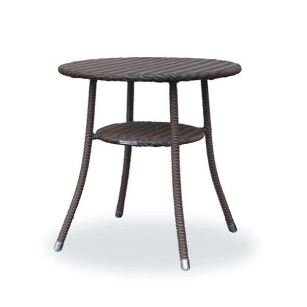 RAUCORD(ラウコード) AMALFI アマルフィ ダイニングテーブル 700mm 丸型 [ガーデンテーブル/ケイラウコード/屋外家具/ガーデンファニチャー/ドイツ]