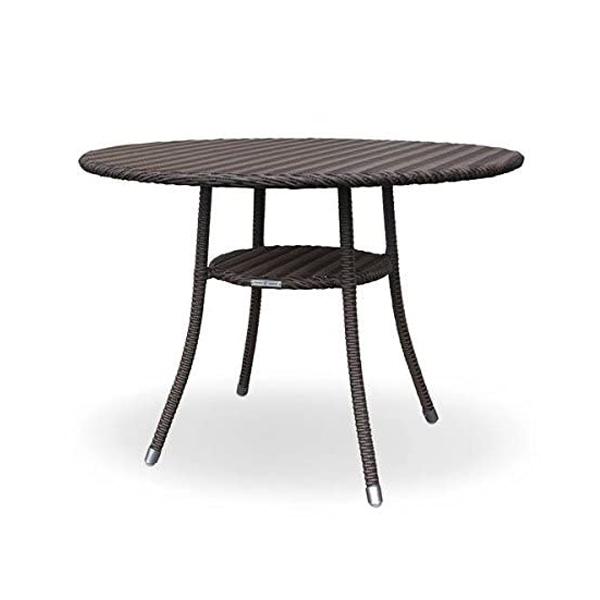 RAUCORD(ラウコード) AMALFI アマルフィ ダイニングテーブル 1000mm [ガーデンテーブル/ケイラウコード/屋外家具/ガーデンファニチャー/ドイツ]