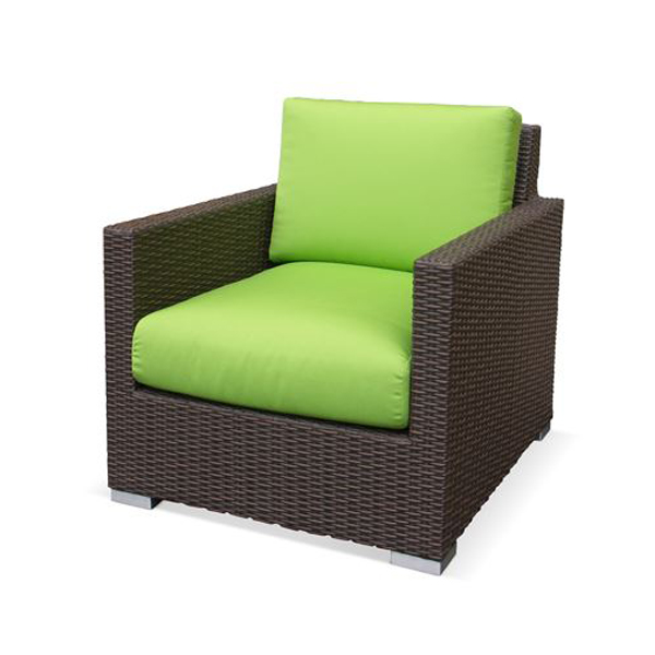 RAUCORD(ラウコード) ELBA エルバ ソファ(1シート) クッション付 [ガーデンチェア/ケイラウコード/屋外家具/ガーデンファニチャー/ドイツ]