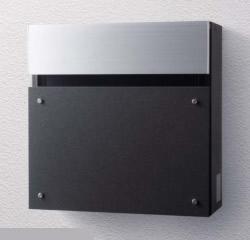 [送料無料] パナソニック サインポストFASUS(フェイサス) FFフラットタイプ パネル:鋳鉄ブラック色 CTCR2003TB 前入れ前取り出し  【送料無料】 KSK