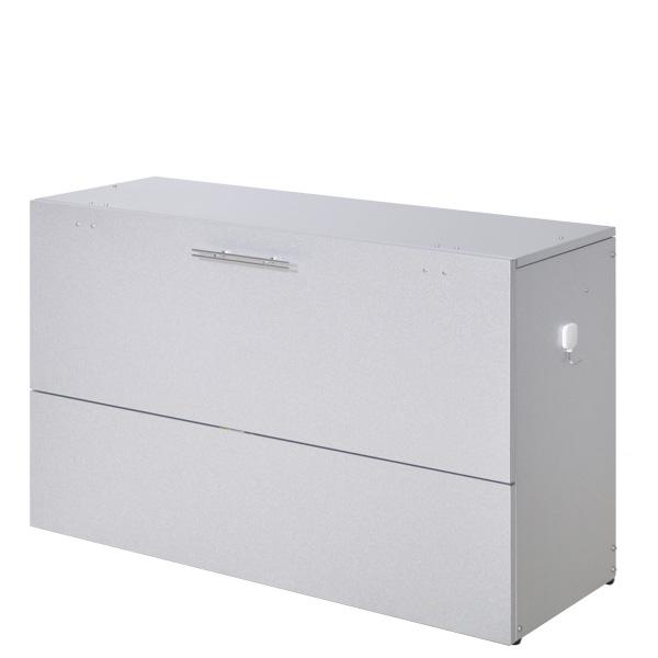 オールガルバ製ゴミ保管庫 W100D37 1405
