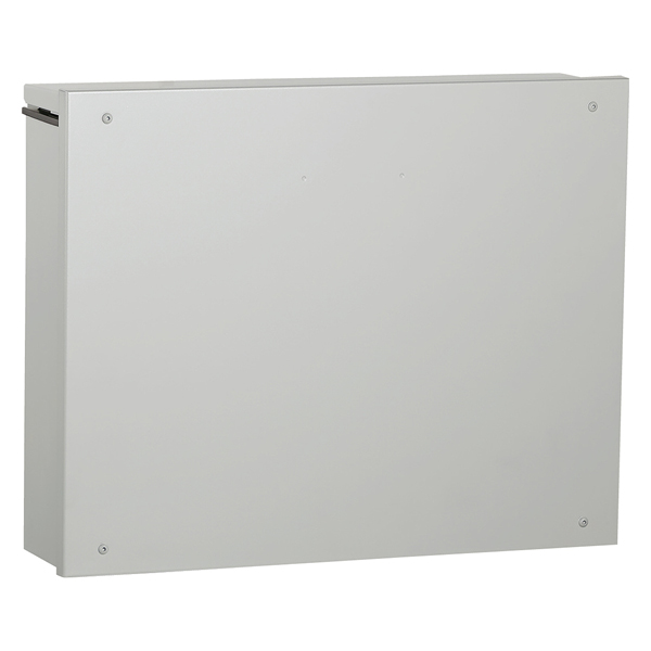 ユニソン 壁付けポスト piatto ピアット シルバー シリンダー錠 324201210
