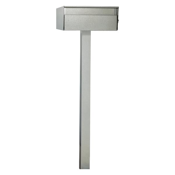 ユニソン スタンドポスト palo パロ ダイヤル錠 ステンレス 324401120