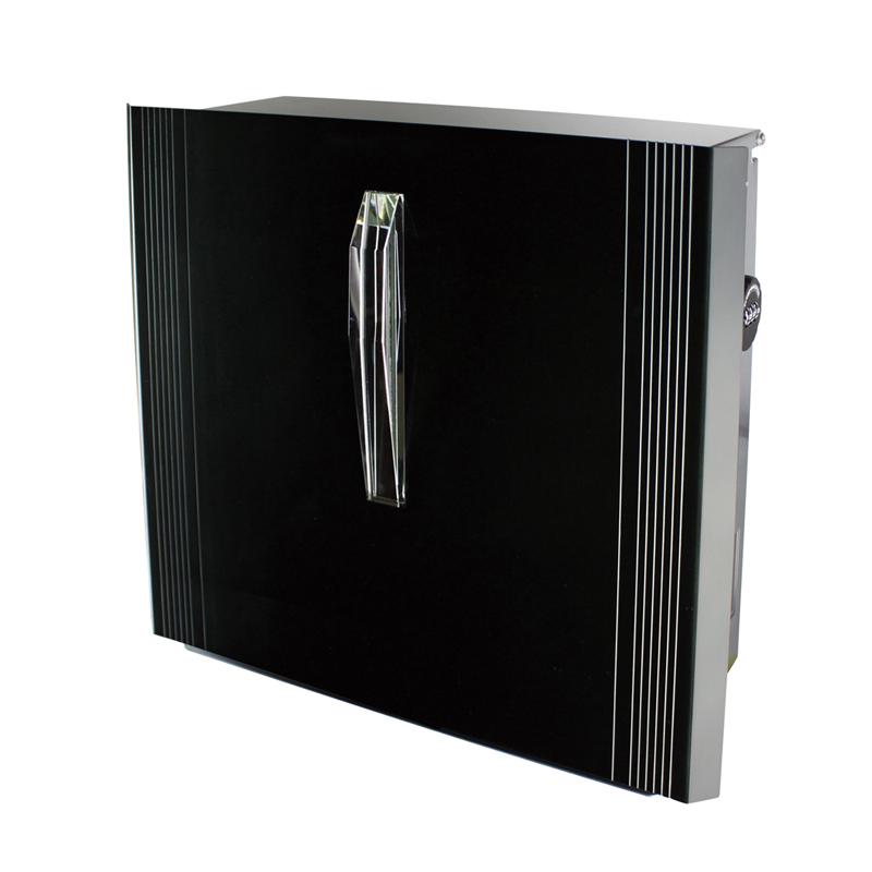 オンリーワン 郵便ポスト    ソニック パールブラック AG1-S2B 送料無料