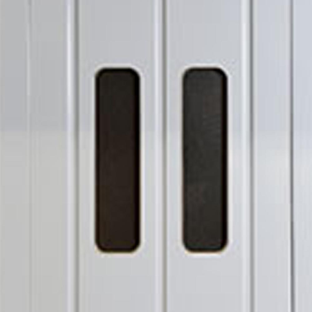 保証 デイトナバイクガレージ ベーシックシリーズ専用オプション 送料無料 採光壁 ※本体と同時にご注文下さい 98992
