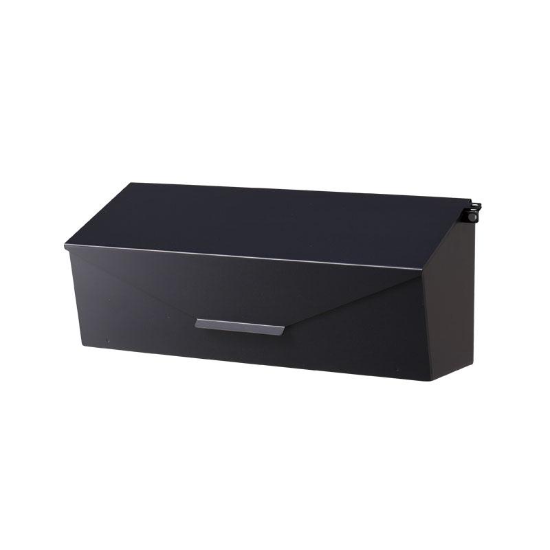オンリーワン 郵便ポスト boxy ボクシー  マットブラック IP1-P3-B 送料無料