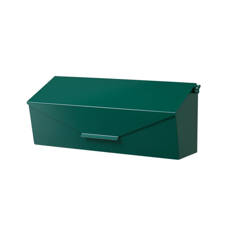 オンリーワン 郵便ポスト boxy ボクシー  ハッピーグリーン IP1-P3-G 送料無料