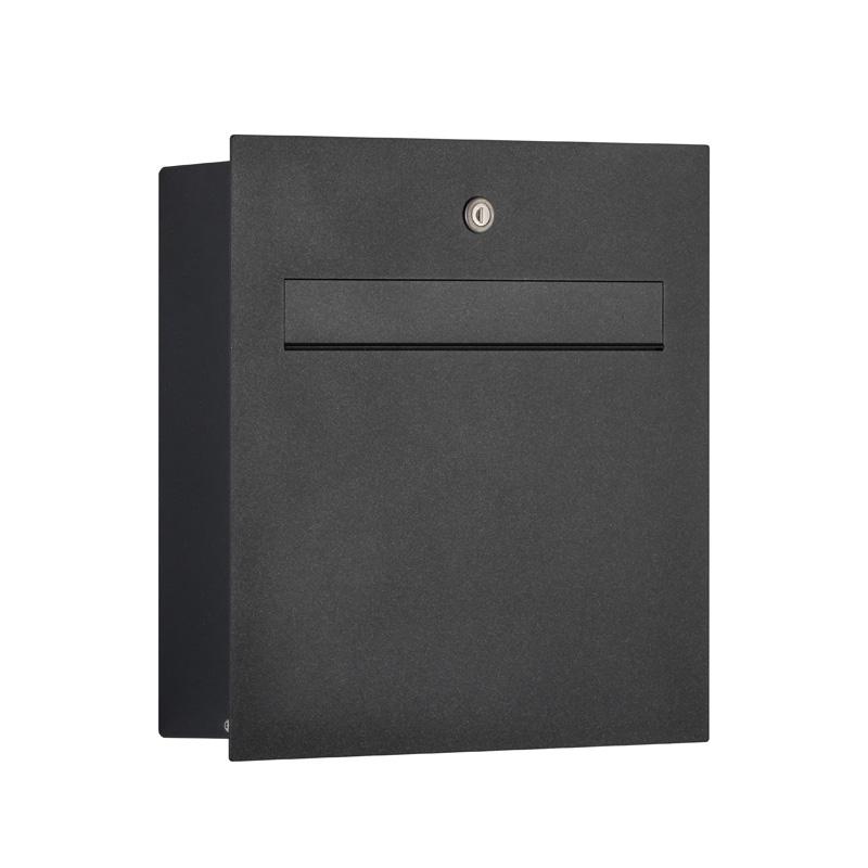オンリーワン 郵便ポスト    モダンポスト T メタリックグレー MA1-64489039 送料無料