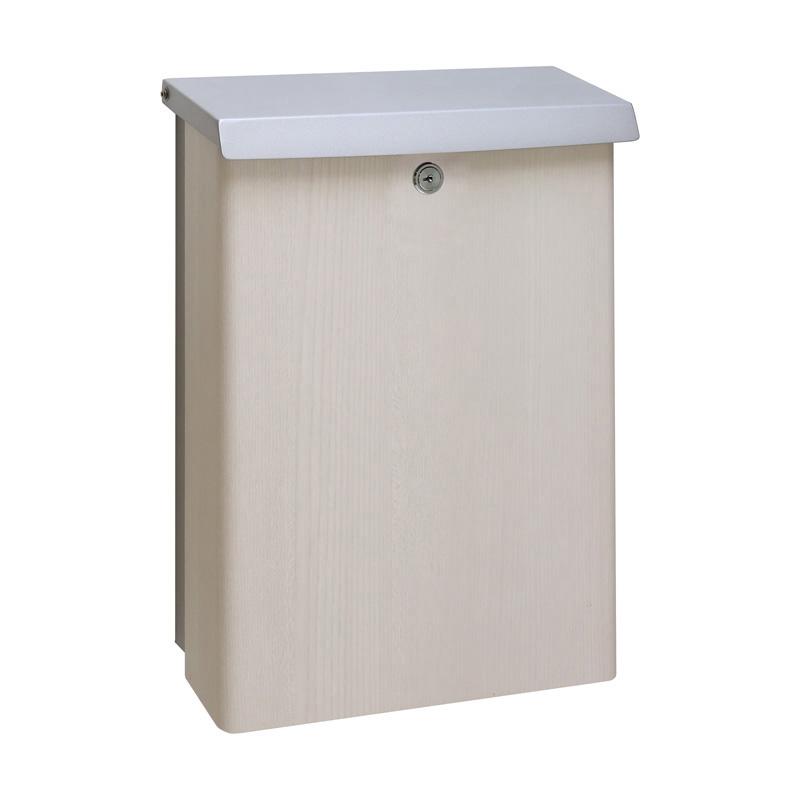 オンリーワン 郵便ポスト ボーノ グレイン シリンダー錠 エルム NA1-5B01CEL 送料無料