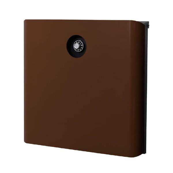 オンリーワン 壁付け郵便ポスト イル ヴァリオ マリエッタ フォレストブラウン NA1-IV01FB