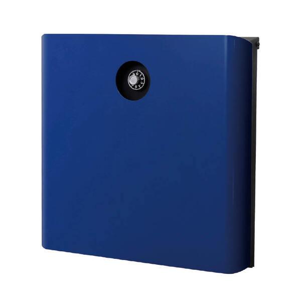 オンリーワン 壁付け郵便ポスト イル ヴァリオ マリエッタ ロイヤルブルー NA1-IV01YB