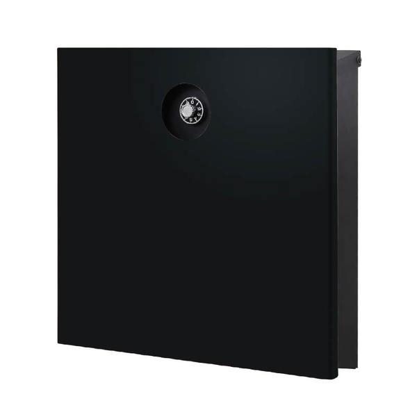 オンリーワン 壁付け郵便ポスト イル ヴァリオ ピアーノ グロスブラック NA1-IV15GB
