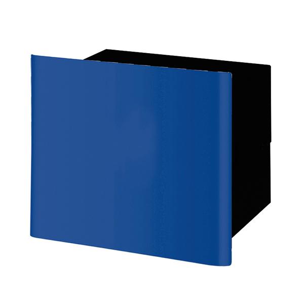 オンリーワン 埋め込みポスト ヴァリオ ネオ プレーン 埋め込みタイプ ロイヤルブルー NA1-PL04YB