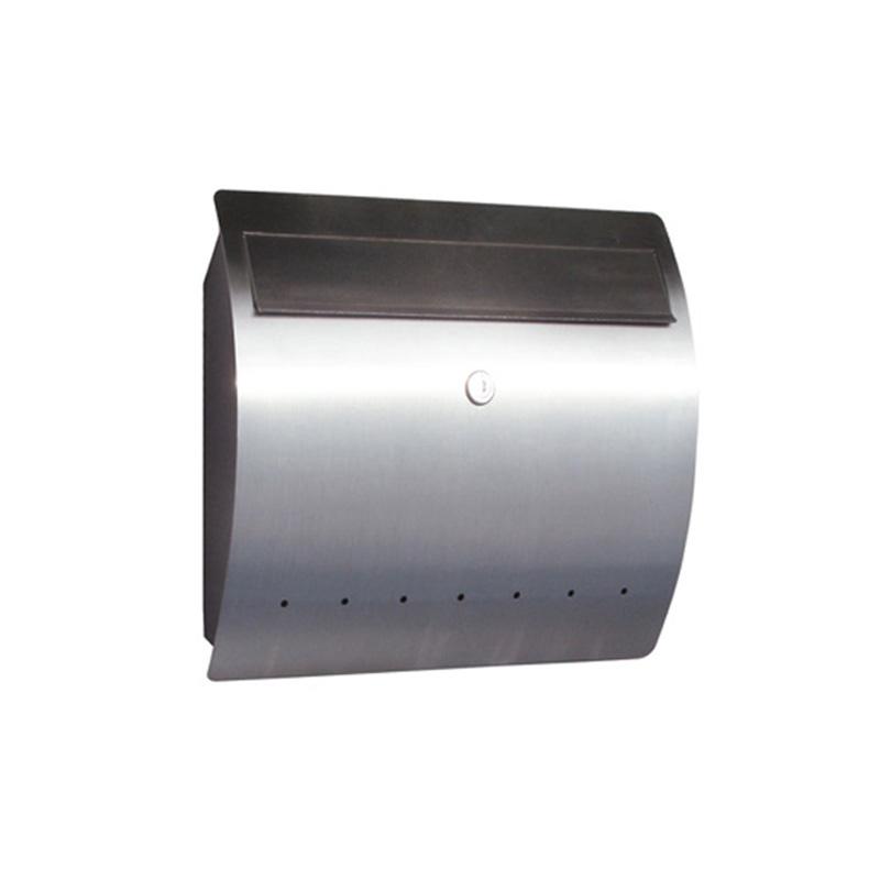 オンリーワン 郵便ポスト ゼラフィーニ メールボックス ライン ステンレス SG1-460SU 送料無料