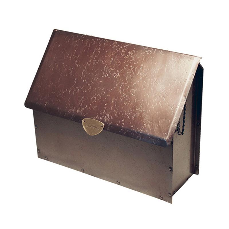 オンリーワン 郵便ポスト  銅製メールボックス 8型 SR1-DP-8 送料無料