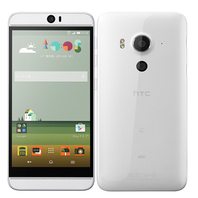 中古 HTC J butterfly HTV31 Silk au スマホ 白ロム 本体 送料無料【当社3ヶ月間保証】【中古】 【 携帯少年 】
