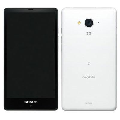 中古 AQUOS SH-RM02 White SIMフリー スマホ 本体 送料無料【当社3ヶ月間保証】【中古】 【 携帯少年 】