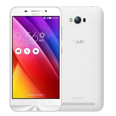 中古 ASUS ZenFone Max ZC550KL-WH16 ホワイト 【国内版】 SIMフリー スマホ 本体 送料無料【当社3ヶ月間保証】【中古】 【 携帯少年 】