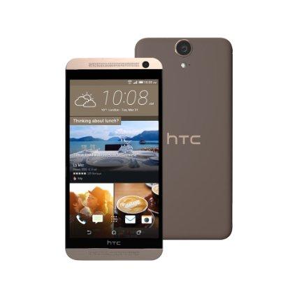 中古 HTC One E9 Dual SIM LTE [Brown 16GB 海外版] SIMフリー スマホ 本体 送料無料【当社3ヶ月間保証】【中古】 【 携帯少年 】