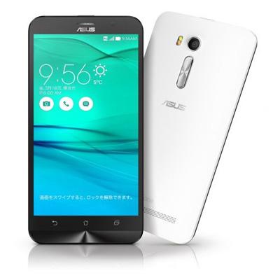 中古 Asus ZenFone Go ZB551KL-WH16 ホワイト【国内版】 SIMフリー スマホ 本体 送料無料【当社3ヶ月間保証】【中古】 【 携帯少年 】