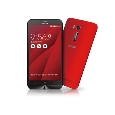 新品 未使用 Asus ZenFone Go ZB551KL-RD16 レッド【国内版】 SIMフリー スマホ 本体 送料無料【当社6ヶ月保証】【中古】 【 携帯少年 】