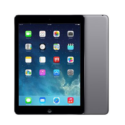Apple 白ロム 本体 中古 送料無料 赤ロム永久保証 当社3ヶ月間保証 第1世代 iPad A1474 MD786J 中古スマホとタブレット販売の携帯少年 スペースグレイ A 祝日 Air 32GB 売り込み Wi-Fi
