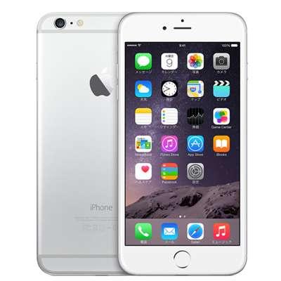 中古 iPhone6 Plus 128GB A1524 (MGAE2J/A) シルバー au スマホ 白ロム 本体 送料無料【当社3ヶ月間保証】【中古】 【 携帯少年 】