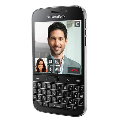 中古 BlackBerry Classic SQC100-4: RHG161LW 【QWERTY Black 16GB 海外版】 SIMフリー スマホ 本体 送料無料【当社3ヶ月間保証】【中古】 【 携帯少年 】