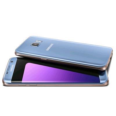 中古 Samsung Galaxy S7 edge Dual SIM SM-G9350 32GB Blue Coral 【海外版】 SIMフリー スマホ 本体 送料無料【当社3ヶ月間保証】【中古】 【 携帯少年 】