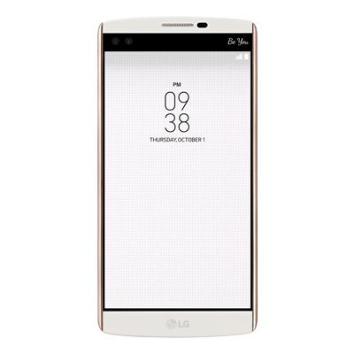 中古 LG V10 Dual-SIM H961N [64GB Luxe White 海外版] SIMフリー スマホ 本体 送料無料【当社3ヶ月間保証】【中古】 【 携帯少年 】