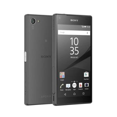 中古 Sony Xperia Z5 Compact E5823 LTE [Graphite Black 32GB 海外版] SIMフリー スマホ 本体 送料無料【当社3ヶ月間保証】【中古】 【 携帯少年 】