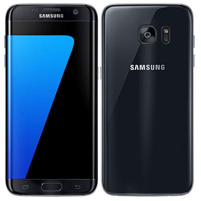 中古 Samsung Galaxy S7 edge Dual SIM SM-G9350 32GB Black Onyx 【海外版】 SIMフリー スマホ 本体 送料無料【当社3ヶ月間保証】【中古】 【 携帯少年 】