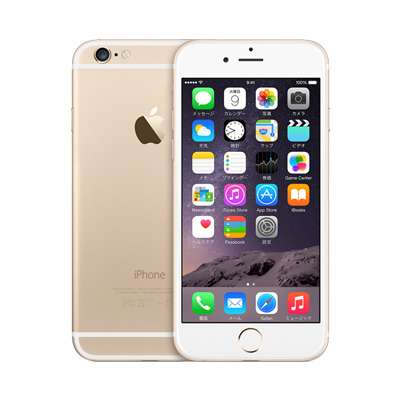 中古 iPhone6 16GB A1586 (NG492J/A) ゴールド au スマホ 白ロム 本体 送料無料【当社3ヶ月間保証】【中古】 【 携帯少年 】