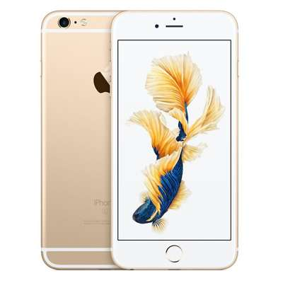 中古 iPhone6s Plus 64GB A1687 (MKU82J/A) ゴールド au スマホ 白ロム 本体 送料無料【当社3ヶ月間保証】【中古】 【 携帯少年 】