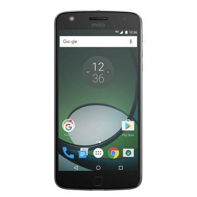 中古 Motorola Moto Z Play XT1635-02 Black/Silver [海外版] SIMフリー スマホ 本体 送料無料【当社3ヶ月間保証】【中古】 【 携帯少年 】