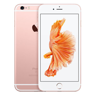中古 【SIMロック解除済】iPhone6s Plus 64GB A1687 (MKU92J/A) ローズゴールド au スマホ 白ロム 本体 送料無料【当社3ヶ月間保証】【中古】 【 携帯少年 】