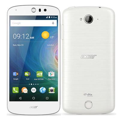 中古 Liquid Z530 Z530W-F01 [ホワイト] SIMフリー スマホ 本体 送料無料【当社3ヶ月間保証】【中古】 【 携帯少年 】