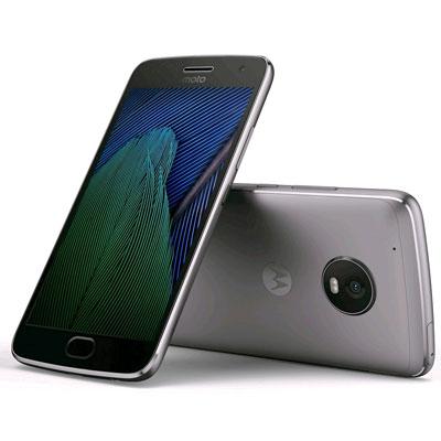 中古 Motorola Moto G5 PLUS XT1685 [32GB, Lunar Gray 国内版] SIMフリー スマホ 本体 送料無料【当社3ヶ月間保証】【中古】 【 携帯少年 】